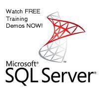 sql server 2012 training