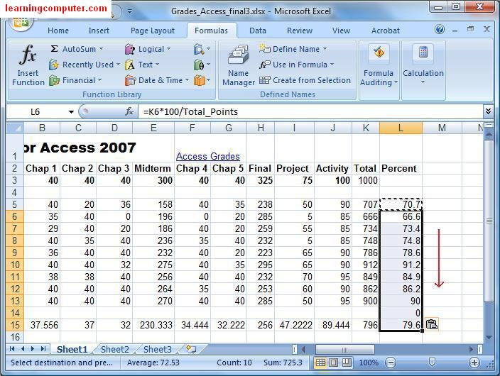 ms excel projects free download