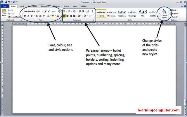 how to get a new font in word
